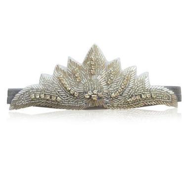 Olivia Rose Princess Crown Headband Silver