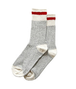 Province of Canada Red Stripe Sock