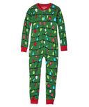 Hatley Little Blue House by Hatley Kids Union Suit Northern Lights