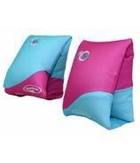 SwimWays Soft Swimmies Pink and Aqua