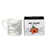 Mr. Men & Little Miss Mr. Clever Mug