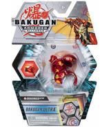 Bakugan Ultra Drawgonoid Armored Alliance Collectible Action Figure & Card