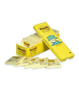 Post-it Lined Notes Cabinet Pack