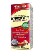 Pro Clinical Hydroxycut Weight Management Formula Caffeine Free