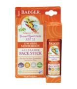 Badger Kid's Sport Sunscreen Stick SPF 35