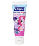 Orajel Fluoride My Little Pony Toothpaste