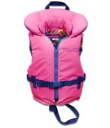 Salus Marine Nimbus Infant Vest Pink Tye Dye