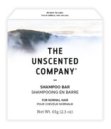 The Unscented Company Unscented Shampoo Bar