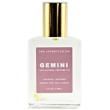 The Lyfestyle Co. Astro Collection Perfume Oil Gemini