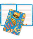 Iscream Junk Food Hardcover Journal