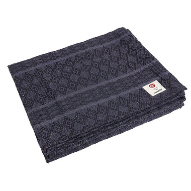 Manduka Cotton Blanket Thunder