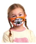 Hatley Non-Medical Reusable Kids Face Mask Tiger