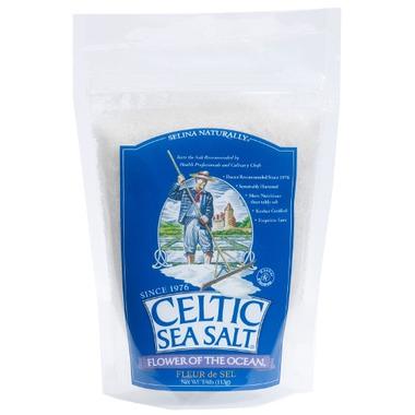 Celtic Sea Salt Flower Of The Ocean Sea Salt
