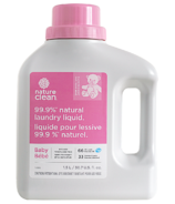Nature Clean Laundry Liquid Baby