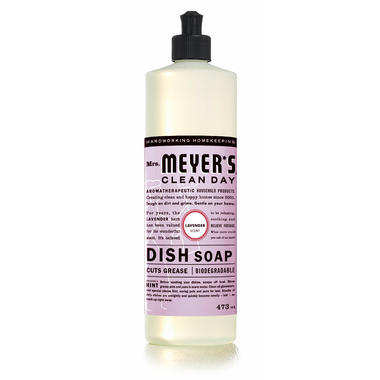 Mrs. Meyer\'s Clean Day Dish Soap Lavender