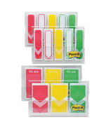 Post-it Arrow Flags Value Pack