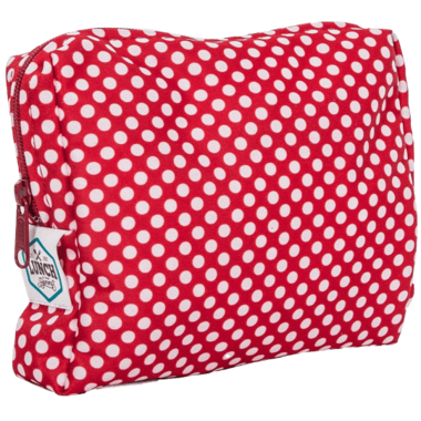 Bummis Reusable Snack Bag Retro Red Dot