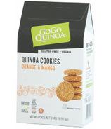 GoGo Quinoa Orange & Mango Cookies