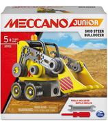 Meccano Junior Skid Steer Bulldozer Kit