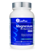 CanPrev Magnesium Bis-Glycinate 200 Gentle