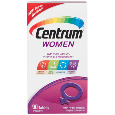 Centrum Multivitamin for Women