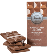 Venchi Chocolight Milk Chocolate Bar