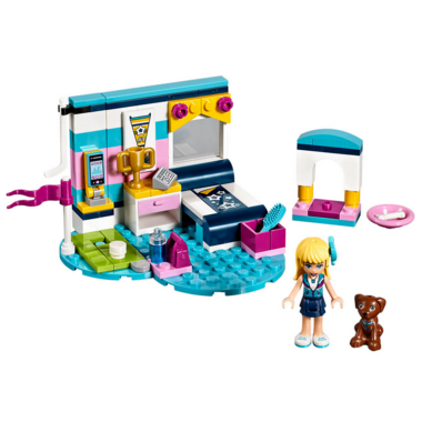LEGO Friends Stephanie\'s Bedroom