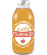 GoodDrink Strawberry Tea with Green Tea
