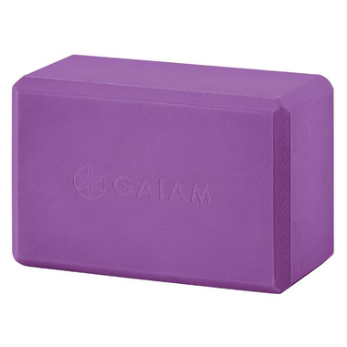 Gaiam Yoga Block Radiat Orchid