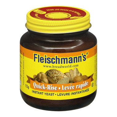 Buy Fleischmann S Quick Rise Instant Yeast At Well Ca Free Shipping 35 In Canada