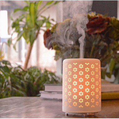 Finesse Home Daisy Ceramic Diffuser