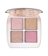 FLOWER Beauty Petal Play Shadow Quad In Bloom