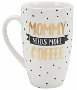 Pearhead Mug Mommy Needs Coffee