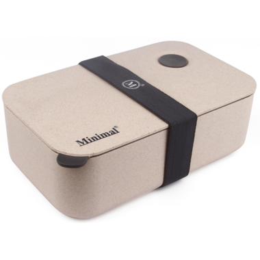 Minimal Natural Fiber Bento Box