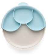 Miniware Healthy Meal Set Vanilla + Aqua