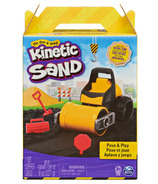 Kinetic Sand Pave & Play Construction Set