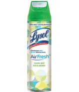 Lysol Disinfectant Mist and Air Refresher Cucumber Splash
