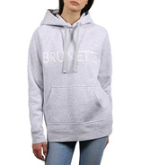 BRUNETTE The Label BRUNETTE Classic Hoodie Pebble Grey