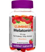 Webber Naturals Melatonin 10 mg