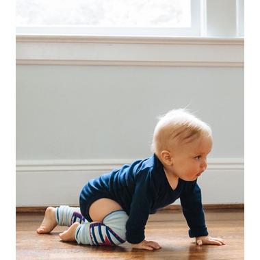 BabyLegs Baby Scoot Organic Leg Warmers Nautical