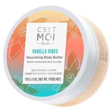 C\'est Moi Vanilla Vibes Nourishing Body Butter
