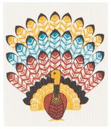 Now Designs Swedish Dishcloth Tommy Turkey