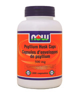 NOW Foods Psyllium Husk Caps