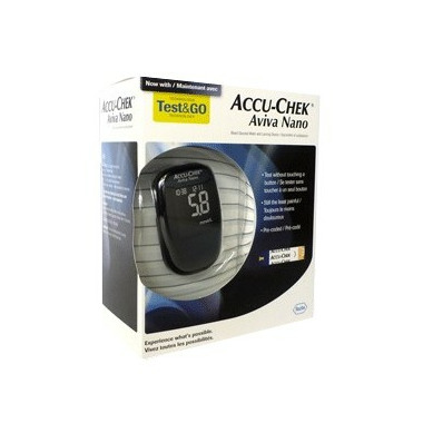 Accu-Check Aviva Nano Test & Go Kit