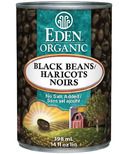 Eden Organic Canned Black Beans