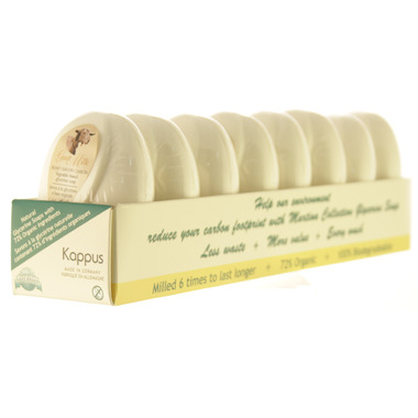 Kappus Martina Collection Goats Milk Oval Soap