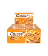 Quest Nutrition Protein Bar Maple Waffle Case