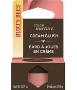 Burt's Bees Colour Nurture Moisturizing Cream Blush with Vitamin E