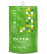 ANDALOU naturals Exotic Marula Oil Silky Smooth Deep Conditioning Hair Mask