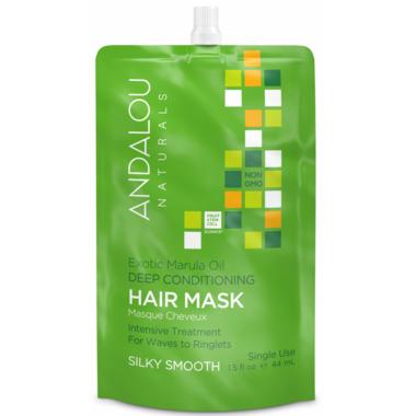 ANDALOU naturals Exotic Marula Oil Silky Smooth Deep Conditioning Hair Mask